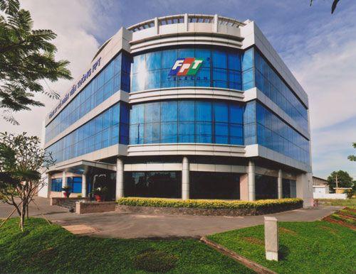 Tập đoàn viễn thông FPT Telecom