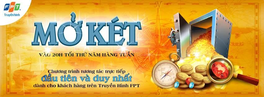 Mở két truyền hình FPT